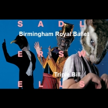 Birmingham Royal Ballet - Mixed Bill