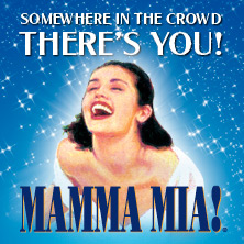 Mamma Mia! - Novello Theatre London