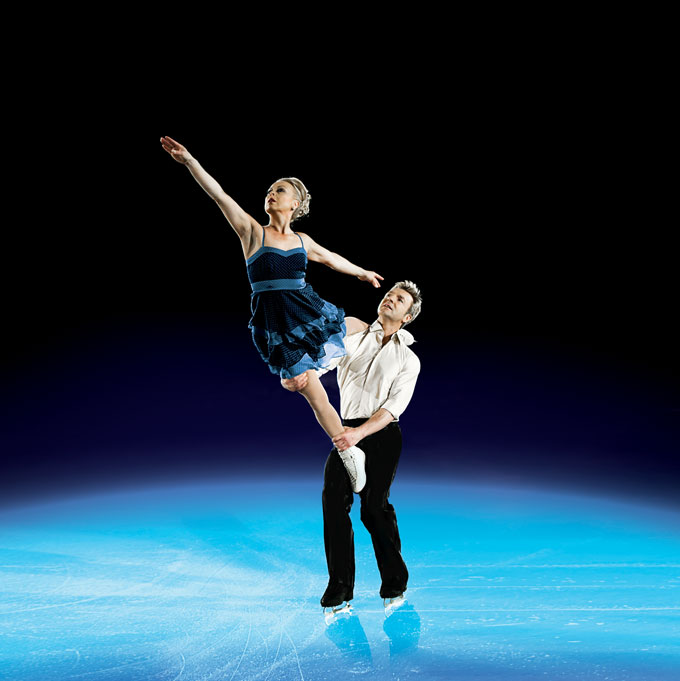 Dancing On Ice: The Live Tour - Dancing on Ice tickets - Torvill & Dean
