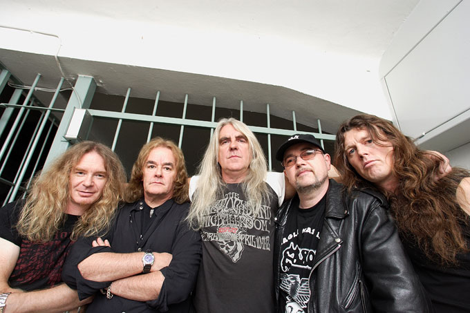 Saxon - Saxon tickets - the band