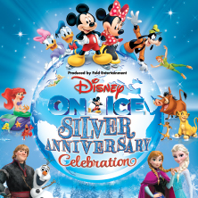 Disney On Ice 2016