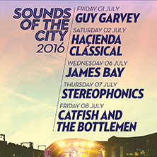 Sounds Of The City 2016
