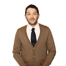 Jon Richardson: Old Man