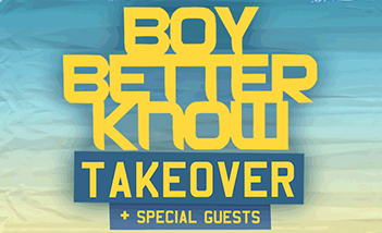 Boy Better Know Take Over